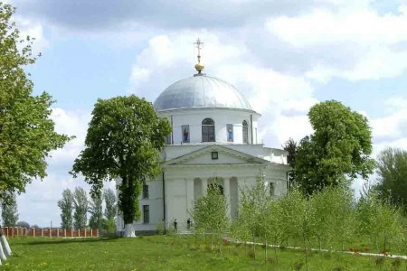 Mikolaivska Church